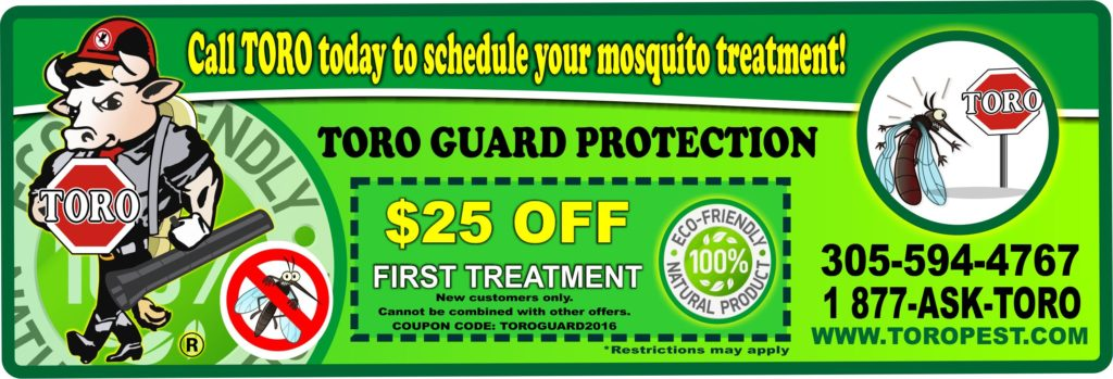 Mosquito Suppression Service