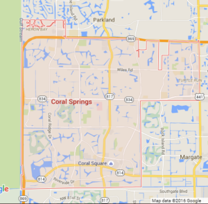 Pest Control in Coral Springs