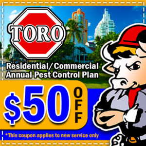 Toro Coupons - Annual Plan
